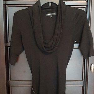 Express Cowl Neck Dress